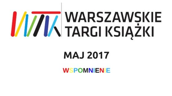 TARGI KSIĄŻKI W WARSZAWIE MAJ 2017