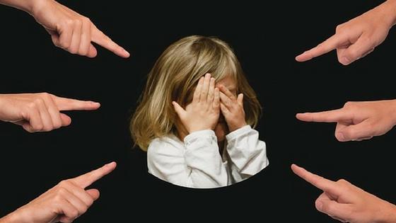 Dzieci wyszydzane w domu będą wyzywać inne dzieci