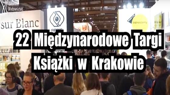 WSPOMNIEŃ CZAS. 22 Międzynarodowe Targi Książki w Krakowie